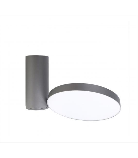 9W LED Lubinis šviestuvas GAMA 360 Gray LC1486-GY YLD-006151