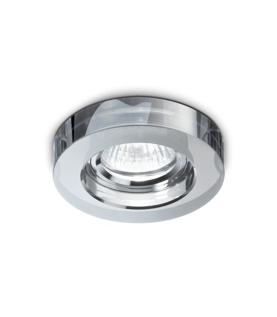 Įmontuojamas šviestuvas BLUES Round Smoked 113982
