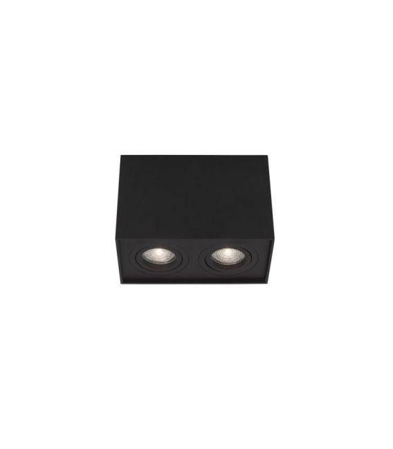 Lubinis šviestuvas RENDE 2 Black 820603