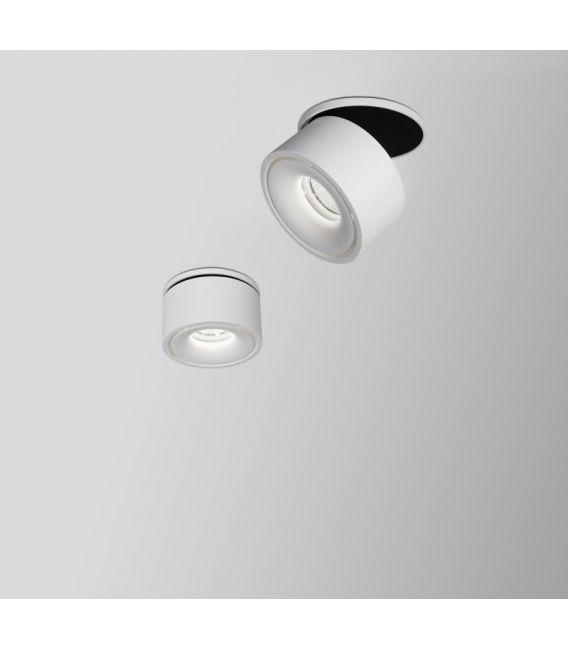 13W LED Įmontuojamas šviestuvas UNIVERSAL White 62002