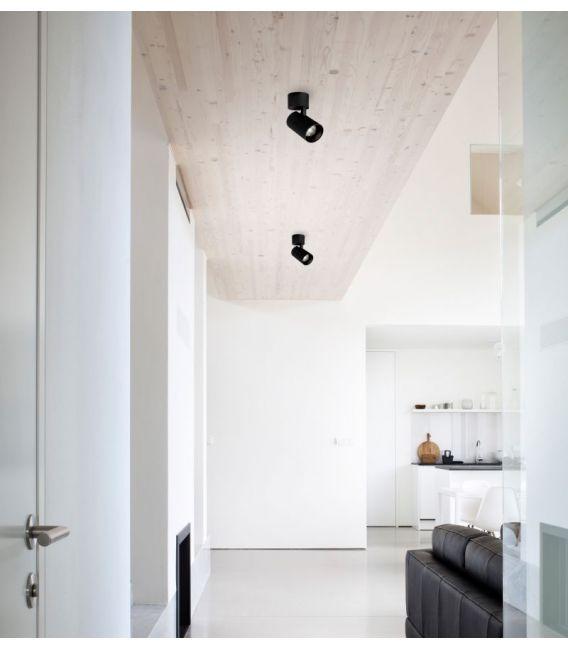 10W LED Lubinis šviestuvas MINIAIR Black 9720102