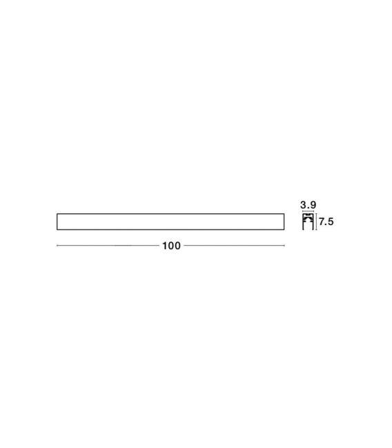 Paviršinis magnetinis profilis BUXTON 01 8252001