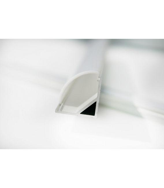 LED profilis kampinis SR16 1m PROF-SR16_1M