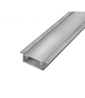LED profilis įleidžiamas 1 metras PROF-151-1M