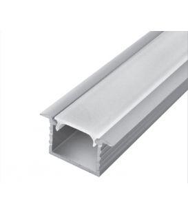 LED profilis GROOVE MAX įleidžiamas 1 metras PROF-GROMAX-1Ms