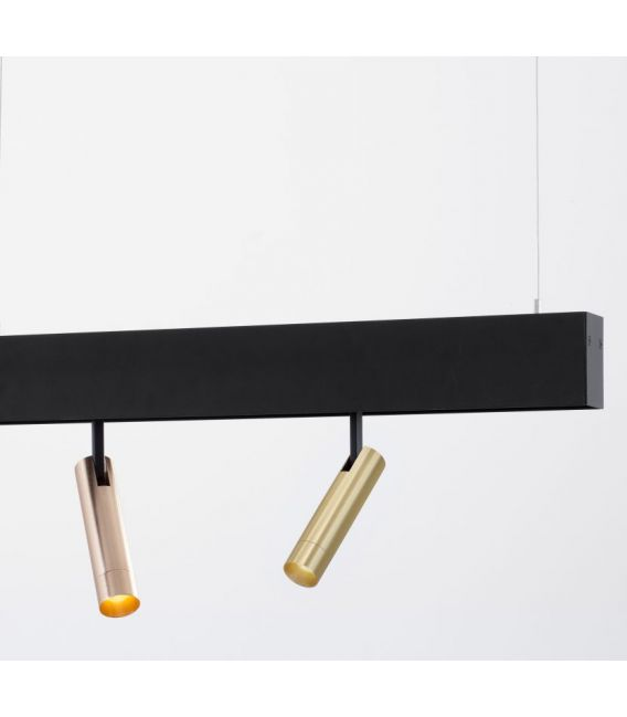 10W LED Magnetinis šviestuvas NAP Brass 3000K 9012673