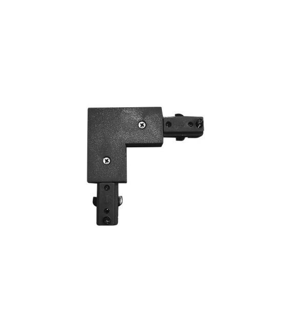 Bėgelio NOVA LUCE 3F L formos sujungimas Black 9712105