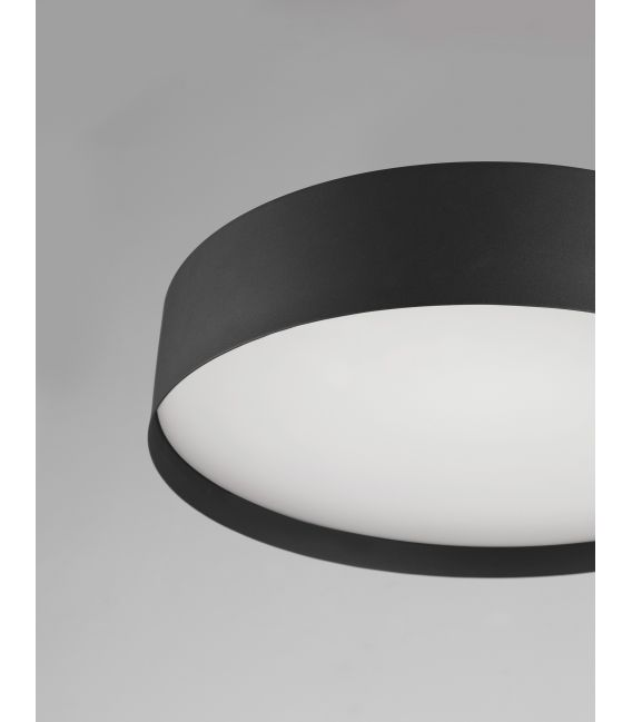 40W LED Lubinis šviestuvas DIZON Black 8105702