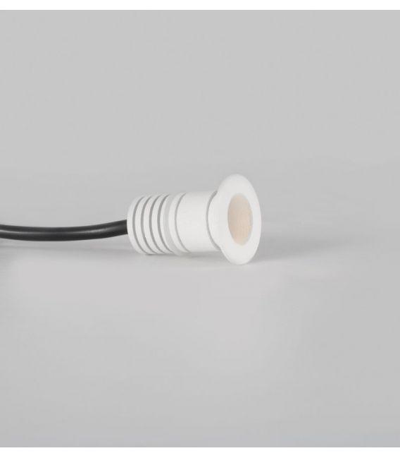 1W LED Įmontuojamas šviestuvas TINY White Ø2.2 IP44 8125801