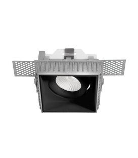 Įmontuojamas šviestuvas BRAD Square Black 9000352