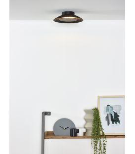 6W LED Lubinis šviestuvas FOSKAL Ø21.5 Black 79177/06/30