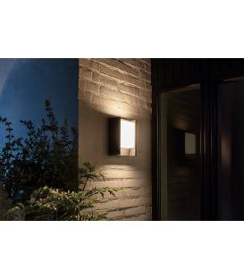 15W LED Sieninis šviestuvas HUE FUZO IP44 17446/30/P7