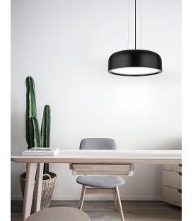 Pakabinamas šviestuvas PERLETO Ø35 Black 826803