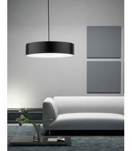 Pakabinamas šviestuvas FINEZZA Black Ø50 550401