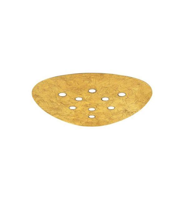 45W LED Lubinis šviestuvas TRIANGOLO Gold 51609208