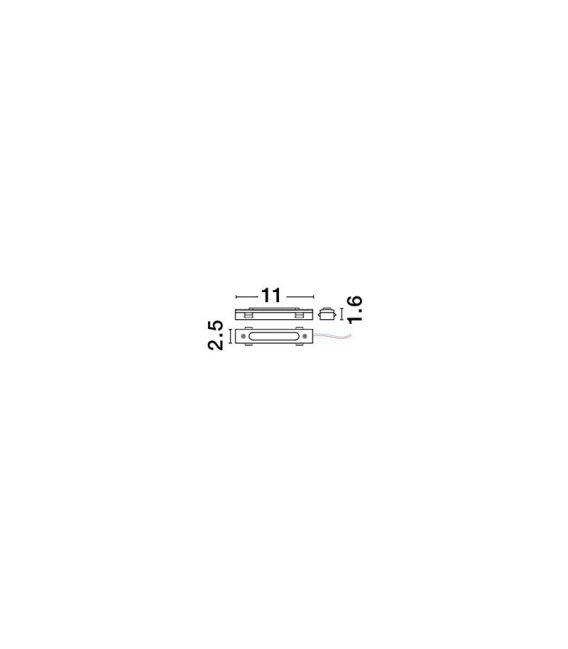 Profilio BUXTON maitinimas POWER CONNECTOR 9252015