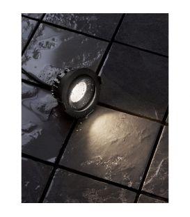 12W LED Įmontuojamas šviestuvas BLADE Black Ø9 IP65 9232118
