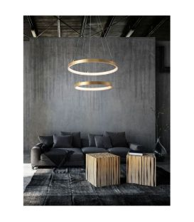 65W LED Pakabinamas šviestuvas LEON 8100281