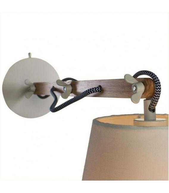 Sieninis šviestuvas PINOCCHIO A5700AP-1WH