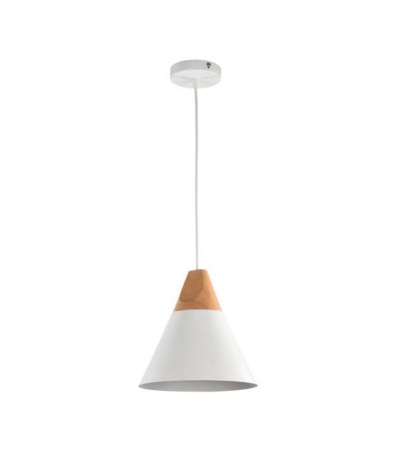 Pakabinamas šviestuvas BICONES Ø22 White MOD359-01-W