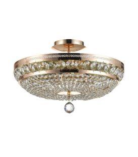 Lubinis šviestuvas OTTILIA Gold Ø43.5 DIA700-CL-06-G