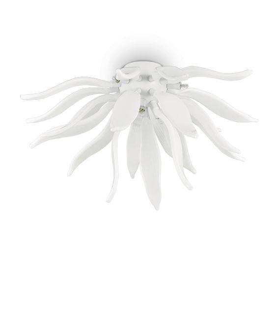 Lubinis šviestuvas LEAVES PL6 Bianco 112299