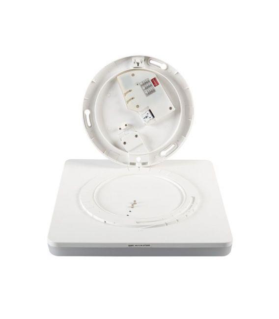 24W LED Lubinis šviestuvas VARSO LED MOTION Square IP54 26983