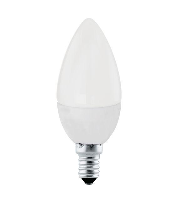 LED LEMPA 4W E14 LED C37 10766