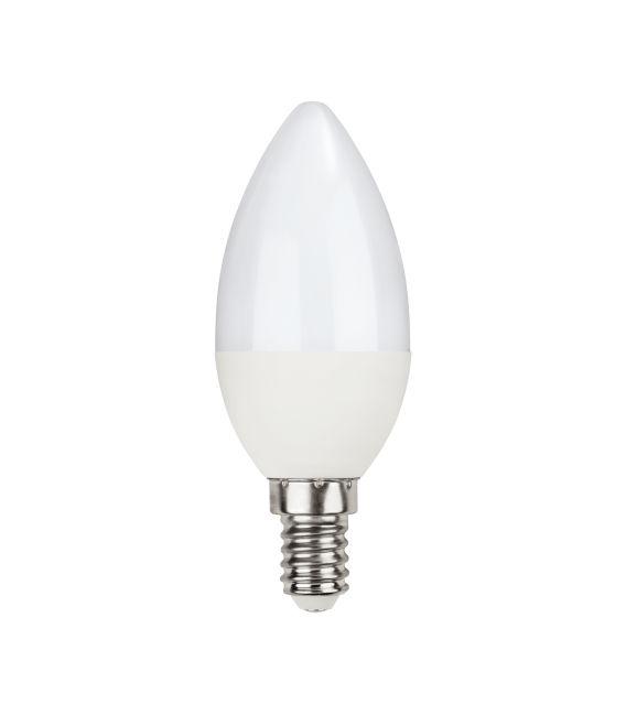 LED LEMPA 5W E27 LED C35 11711
