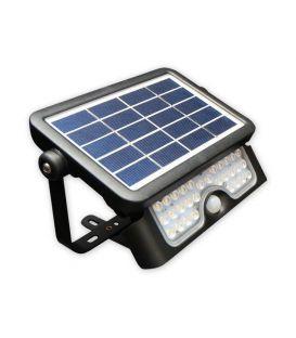5W LED Sieninis šviestuvas SOLAR su judesio davikliu 249389