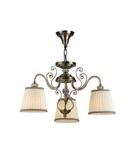 Pakabinamas šviestuvas VINTAGE 3 Bronze ARM420-03-R