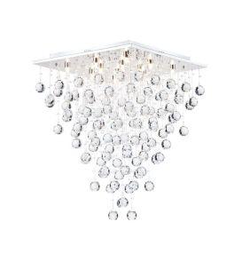 Lubinis šviestuvas SWIRL 50x50 MOD217-50-N