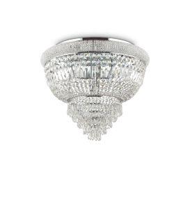 Lubinis šviestuvas DUBAI PL6 Chromo 207186