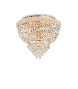 Lubinis šviestuvas DUBAI PL6 Brass 201016