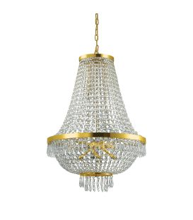 Pakabinamas šviestuvas CAESAR SP12 Gold 114743