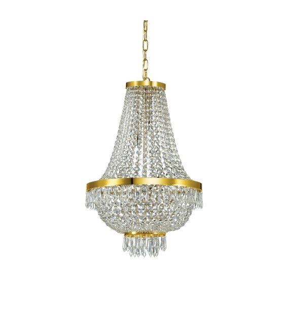 Pakabinamas šviestuvas CAESAR SP9 Gold 114736