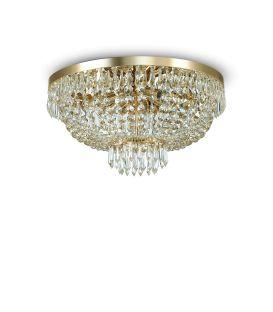 Lubinis šviestuvas CAESAR PL6 Gold 114682