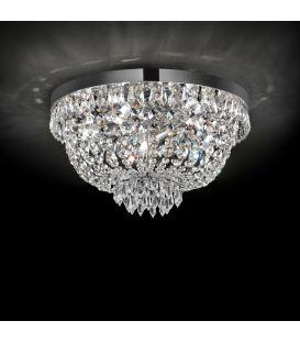 Lubinis šviestuvas CAESAR PL5 Chrome 103792