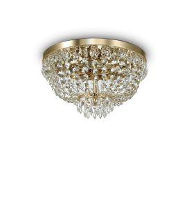 Lubinis šviestuvas CAESAR PL5 Gold 114675