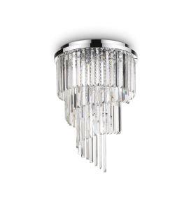 Lubinis šviestuvas CARLTON PL12 Chrome 168937