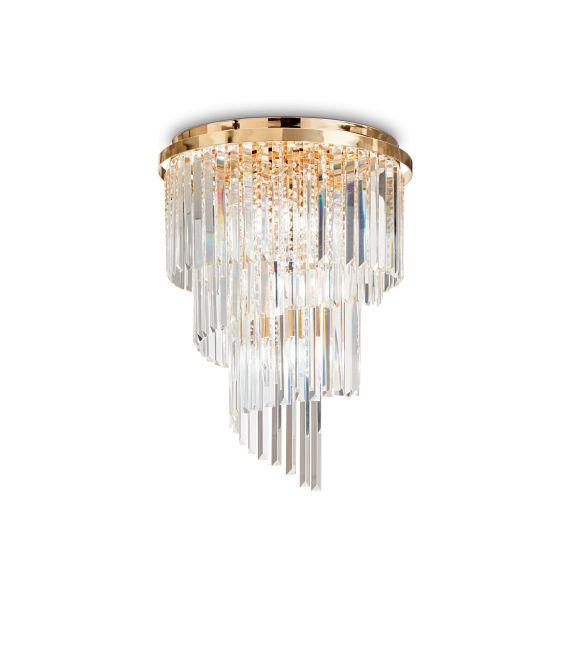 Lubinis šviestuvas CARLTON PL12 Gold 213507