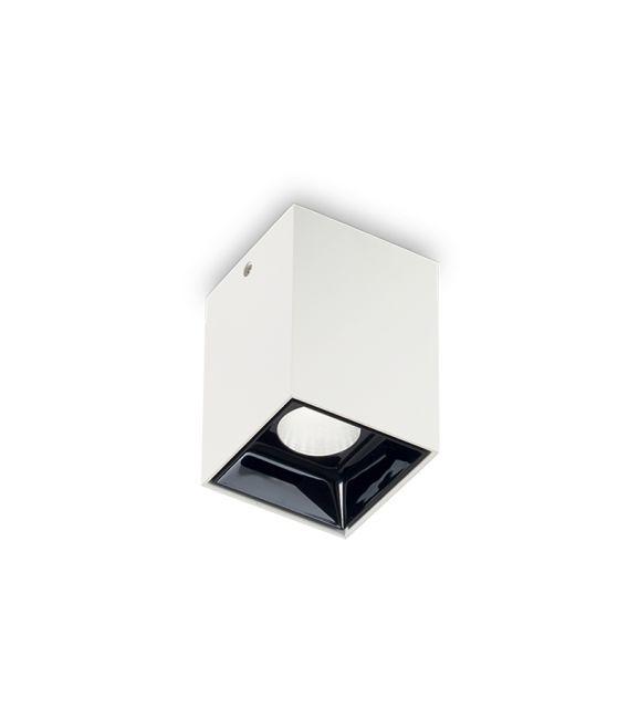10W LED Lubinis šviestuvas NITRO Square White 206035