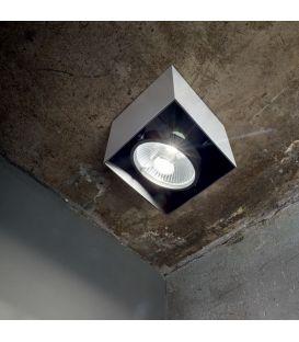 Lubinis šviestuvas MOOD PL1 BIG SQUARE ALLUMINIO 140957