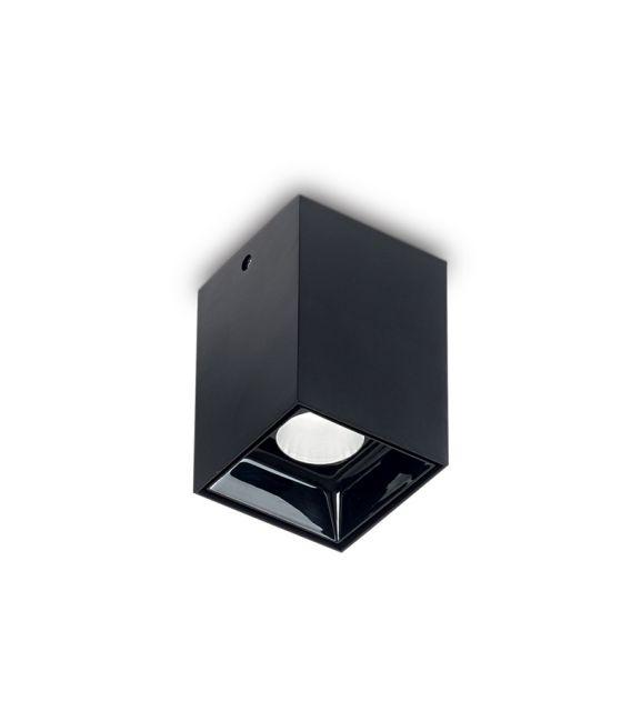10W LED Lubinis šviestuvas NITRO Square Black 206042