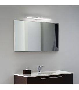 15.3W LED Sieninis šviestuvas RIFLESSO AP90 Chrome IP44 142265
