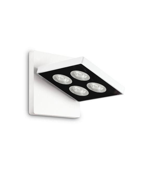 12W LED Sieninis šviestuvas GARAGE Square White 205861