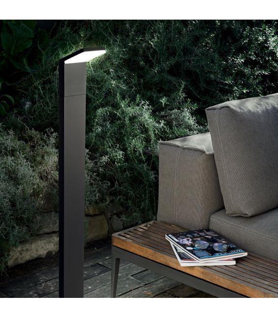 9W LED Pastatomas šviestuvas STYLE Anthracite IP54 209906