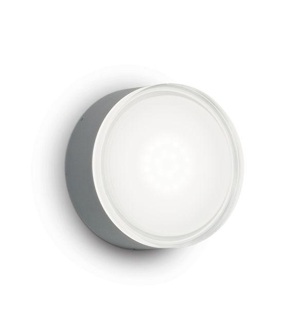 Sieninis šviestuvas URANO PL1 BIG ANTRACITE IP44 168135