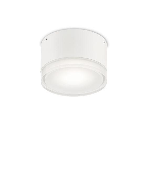 Sieninis šviestuvas URANO PL1 Small WHITE IP44 168036