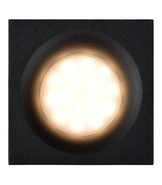 Įmontuojamas šviestuvas ZIVA Black IP44 09924/01/30
